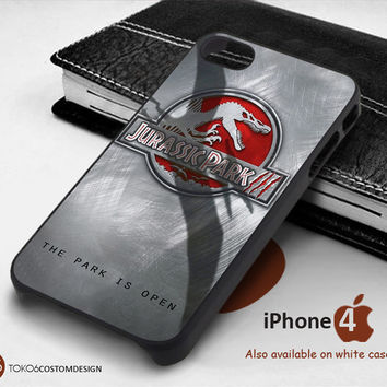 Jurassic Park 3 The Park Is Open for iPhone 4/4S, iPhone 5/5S, iPhone 6, iPod 4, iPod 5, Samsung Galaxy Note 3, Galaxy Note 4, Galaxy S3, Galaxy S4, Galaxy S5, Galaxy S6, Phone Case