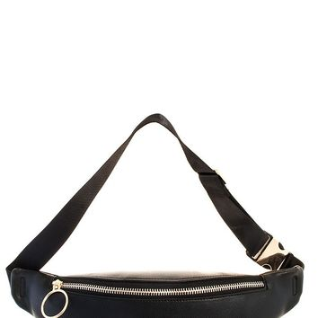 Zip Your Lip Waist Bag