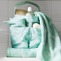 Student Shower Set, Mint Cass Ojee