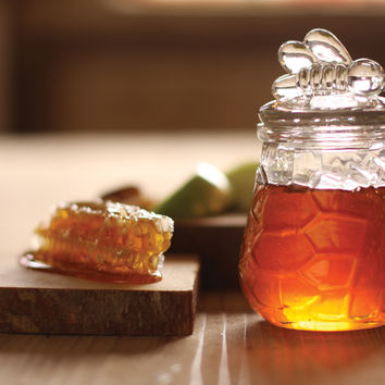 Honey Bee Jar