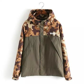 Winter Hats Slim Camouflage Outdoors Jacket [6581745031]