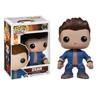 Supernatural Dean Winchester Pop! Vinyl Figure - Funko - Supernatural - Pop! Vinyl Figures at Entertainment Earth