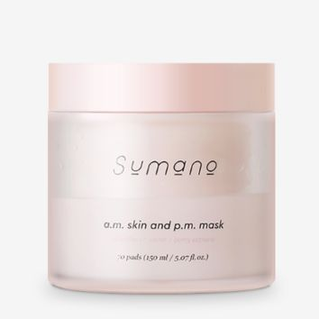 A.M. SKIN AND P.M. MASK