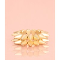 Missguided - Letha Spiked Cuff