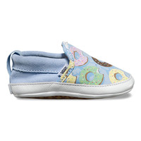 Infant Late Night Slip-On Crib | Shop Toddler Shoes at Vans