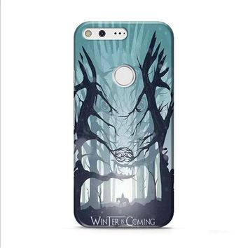 Game of Thrones The Boy Who Cried Direwolf Google Pixel XL 2 Case