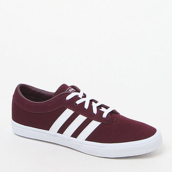 adidas Women's Maroon Sellwood Sneakers at PacSun.com