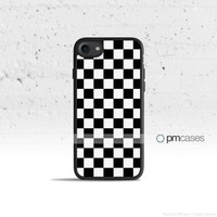 Checkerboard Case Cover for Apple iPhone & iPod Touch