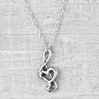 Song in Your Heart Necklace