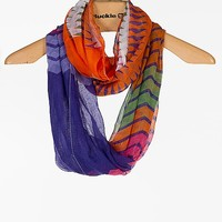 D & Y Printed Scarf - Women's Accessories | Buckle