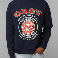 Urban Outfitters - OBEY All City Champs Sweatshirt