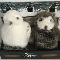 Universal Studios Harry Potter Hedwig Pigwidgeon Plush Toy New with Tags