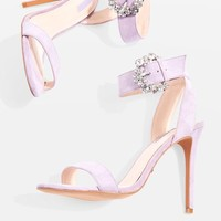 Regal Buckle Sandals