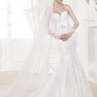 Tarik Ediz Wedding dress G1131 is part of the 2014 Tarik Ediz Wedding dress collection of Tarik Ediz Wedding dresses. E-mail for pricing.