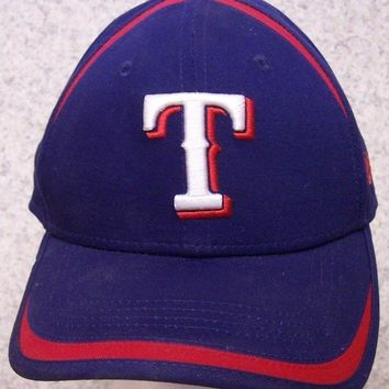 Embroidered Baseball Cap Sports MLB Texas Rangers NEW 1 hat size fit all
