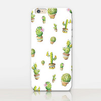 Cactus Phone Case  - iPhone 6 Case - iPhone 5 Case - iPhone 4 Case - Samsung S4 Case - iPhone 5C - Tough Case - Matte Case