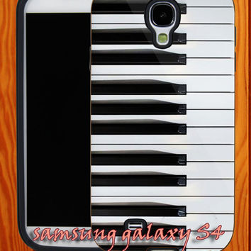 Piano-keyboard-Samsung Case - iphone Case - cover cases for iphone 5,4,4s and samsung galaxy s2,s3,s4-A17062013-3