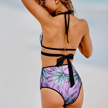 Mesh High-Waist Bikini - Victoria's Secret