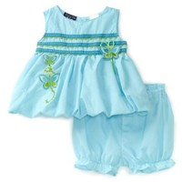 So La Vita Baby-girls Newborn Bubble Dress