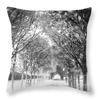 """Into the unknown Throw Pillow for Sale by Ivy Ho - 16"""" x 16"""""""