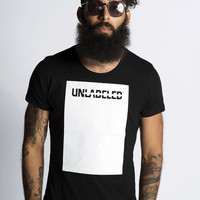 Unlabeled Ink Tee – Men's Crew