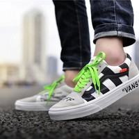 "VANS Virgil Abloh * NIKE ""The Ten"" Old Skool 36--44"