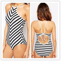 New Arrival Swimsuit Summer Hot Beach Swimwear Print Ladies Stylish Sexy Bikini [4970314244]