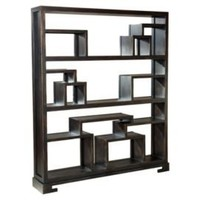 One Kings Lane - The Den - Belle Meade Mao Bookcase
