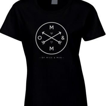 Of Mice And Men Womens T Shirt