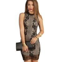Promo-black All About Tonight Dress