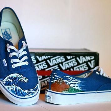 custom toms converse or vans by elizabethpicardi on etsy