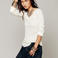 Free People  We The Free Vintage Printed Thermal at Free People Clothing Boutique