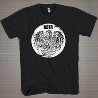 A DAY TO REMEMBER Logo  Mens and Women T-Shirt Available Color Black And White