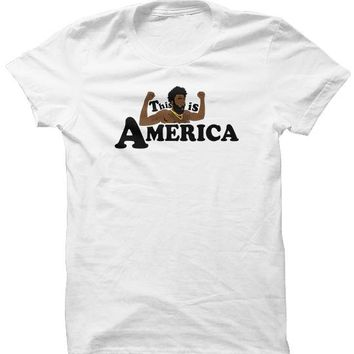 THIS IS AMERICA - T-Shirt