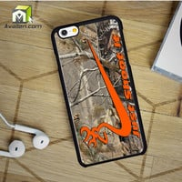 Nike Browning Just Shoot It iPhone 6 case by Avallen