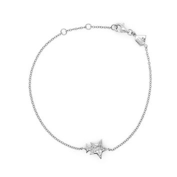 Double Star Diamond Bracelet (Includes 13 diamonds)