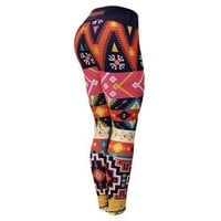 Six Deuce Aztec Gen.2 Fitness Leggings