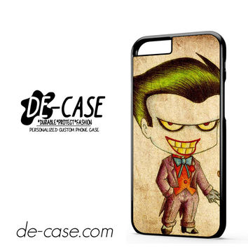 Harley Quinn And Joker Art Couple Case Device 1 DEAL-5069 Apple Phonecase Cover For Iphone 6 / 6S