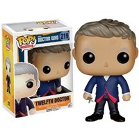 Doctor Who Pop! Vinyl Figures - 12th Doctor : Forbidden Planet