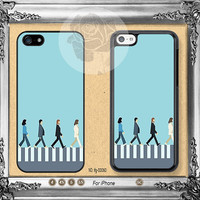 Beatles iPhone 5s case, iPhone 5C Case iPhone 5 case, iPhone 4 Case Beatles iPhone case Phone case ifg-00060