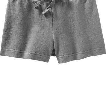 Old Navy Girls Drawstring Jersey Shorts