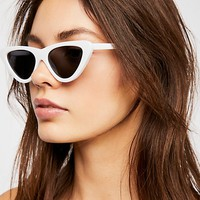 Vienna Cat Eye Sunglasses