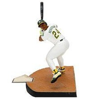 McFarlane Toys MLB Cooperstown Series 8 Action Figure Rickey Henderson (Oakland Athletics)