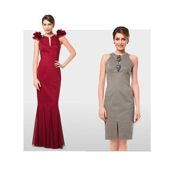 Shop Sewing Patterns For Bridesmaid Dresses on Wanelo