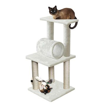 "33"" Cat Tree Play Tower 🐾🐈"
