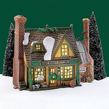 East Willet Pottery - Department 56 (Retired)