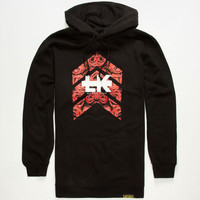 Last Kings Dead Wrong Mens Hoodie Black  In Sizes
