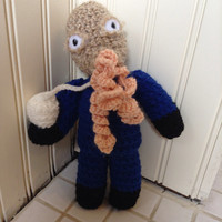 Doctor Who Ood Plush