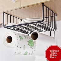 Multi-Functional Kitchen Cabinet Storage Organization Basket