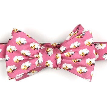 True Cotton Bow (pink)